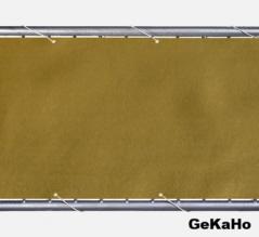 balkonverkleidung 60 cm hoch sichtschutz zaun windschutz zaun zaunblende 200g ebay. Black Bedroom Furniture Sets. Home Design Ideas