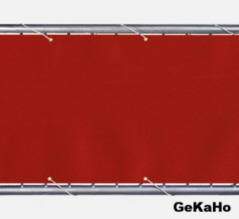 balkonverkleidung 60 cm hoch sichtschutz zaun windschutz zaun zaunblende ebay. Black Bedroom Furniture Sets. Home Design Ideas