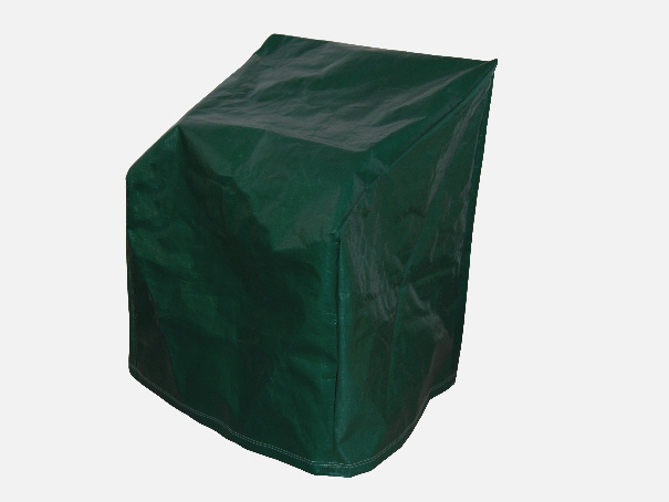 Abdeckhaube Stuhl Abdeckplane für Stuhl grün