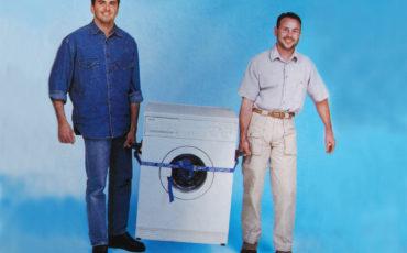 Octopus Tragesystem Bild Waschmaschine Trage Gurt für Umzug