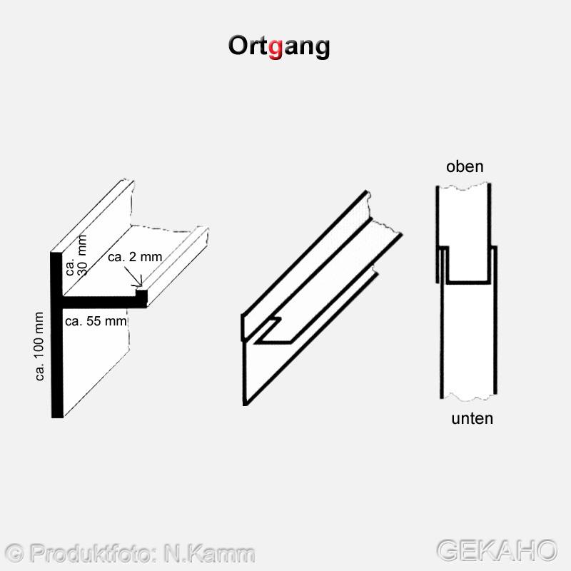 Ortgang Bild2 Stabuflex Dachabschluss Ortgangprofil