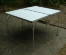 Profila Mehrzwecktische 2-er Kombination als Camping Tisch