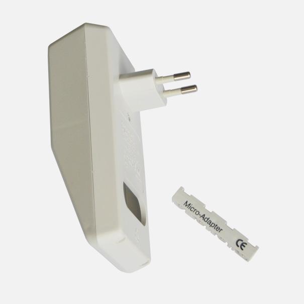 Alkaricharger Bild 2 Batterieladegerät normale Batterien aufladen